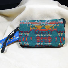 Pendleton Small Purse Teal SALE