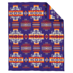 Chief Joseph Pendleton Blanket Purple