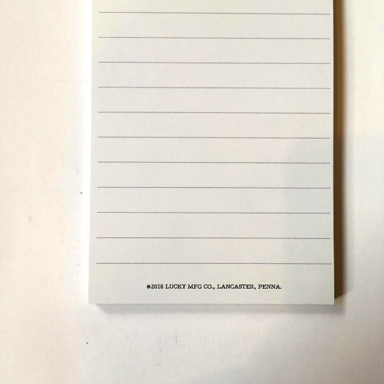 Fake News Notepad