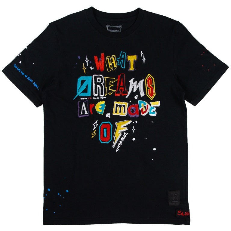 Dreamland Ransome Note T-Shirt