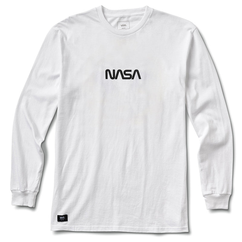 Vans x Nasa Space Long Sleeve T-Shirt