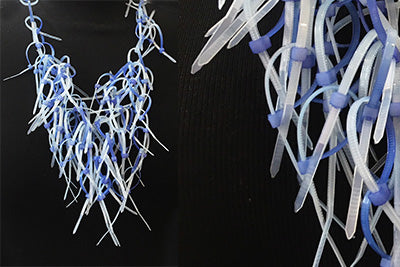 *Craft Week special. Cable Tie Necklace with Liz Gemmell 15th October