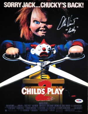 "Alex Vincent autographed signed inscribed 11x14 photo PSA ""Andy"" - JAG Sports Marketing"