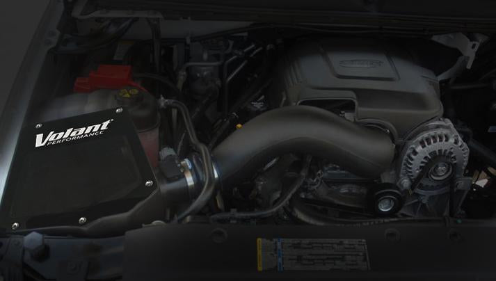 2011-2013 Chevrolet Silverado 2500HD 6.0L V8 Closed Box Cold Air Intake