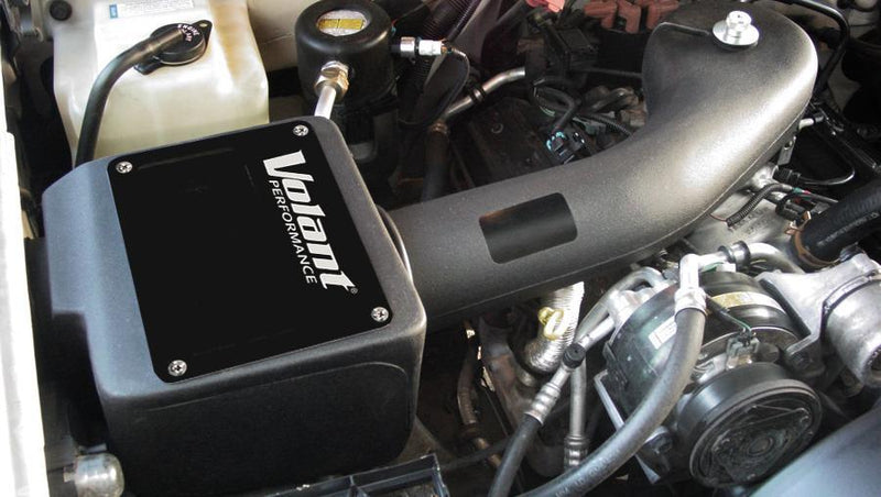 1988-1991 GMC R3500  5.7L V8 Closed Box Air Intake