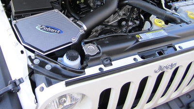 2007-2011 Jeep Wrangler JK 3.8L V6 Closed Box Air Intake