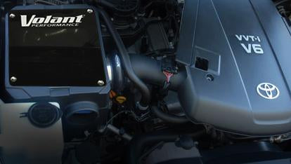 2012-2015 Toyota Tacoma X-Runner 4.0L V6 Closed Box w/ RAM Air Scoop Air Intake 38240