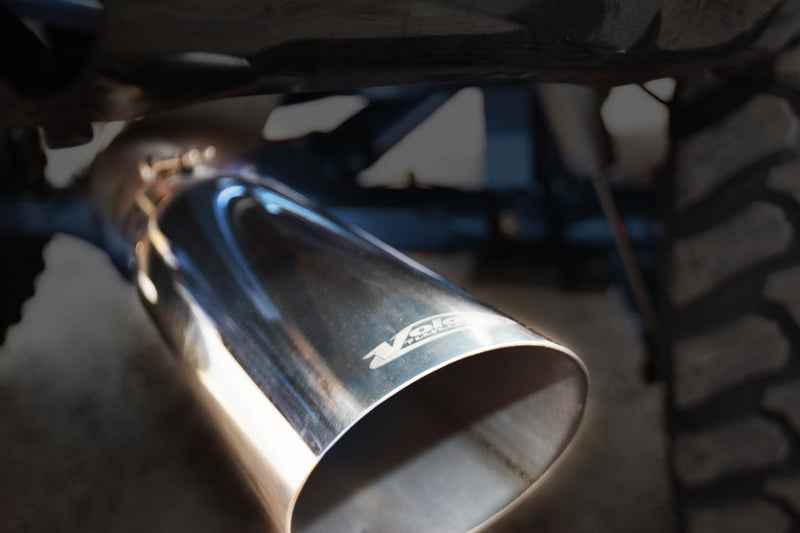 2011-2014 Ford F-150 EcoBoost 3.5L V6 Cat-Back Exhaust