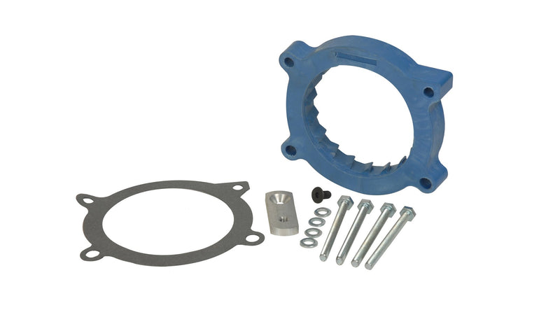 Volant Throttle Body Spacer Air Intake 2007-2014 GM Vehicles 725253