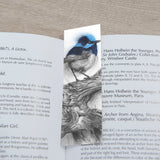 'Fairy Wren' bookmark