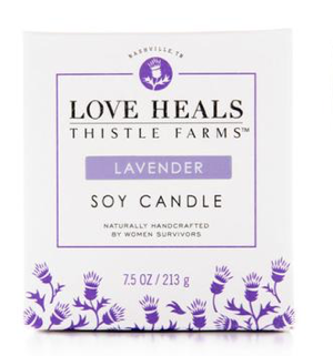 Thistle Farms Candle Lavender