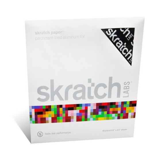 Skratch Paper Food Wrap