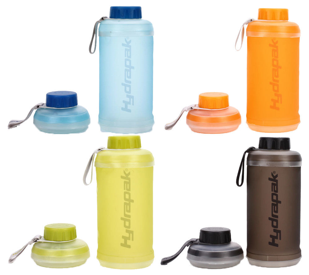 Hydrapak Stash Collapsible Water Bottle