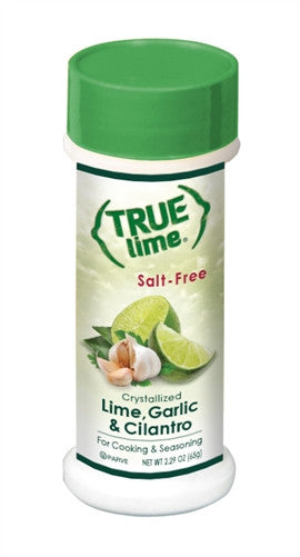 True Lime Lime, Garlic & Cilantro 55g Shaker