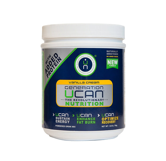 Generation UCAN Superstarch with PROTEIN - Tubs