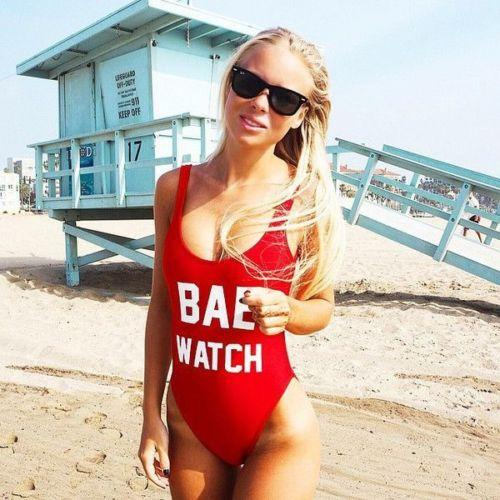 Bae Watch Iconic Swimsuit