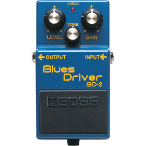 BOSS BD-2 Blues Driver Pedal - Downtown Music Sydney