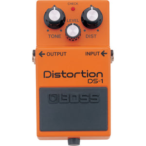 BOSS DS-1 Distortion Pedal - Downtown Music Sydney