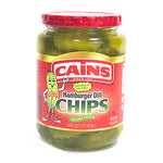 Cains Hamburger Dill Chips - 16oz
