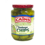 Cains Hamburger Chips - 16oz