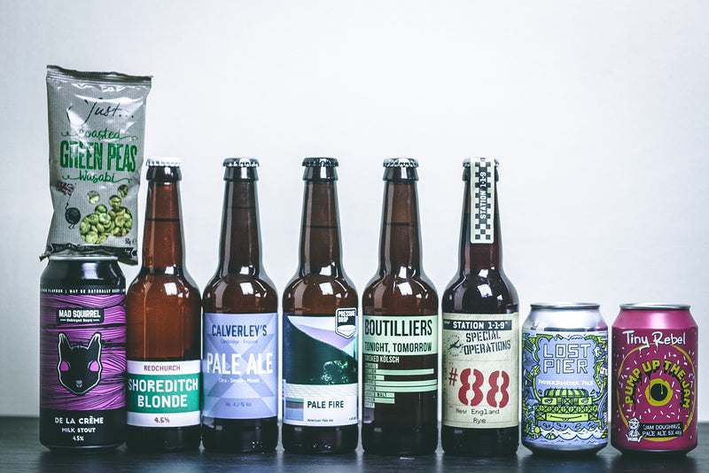 Beer Me Now 8 Beer Subscription (Annual subscription)