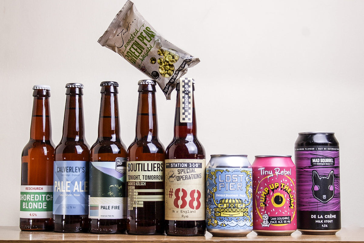 Beer Me Now 8 Beer Subscription