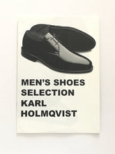 Load image into Gallery viewer, Karl Holmqvist - Men's shoes selection - Fanzine