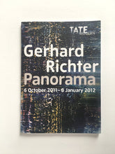 Load image into Gallery viewer, Gerhard Richter 'Panorama' at the Tate Modern, London - Exhibition guide