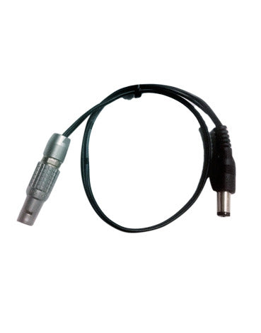 "10"" 2-Pin Connector to DC Plug 2.1x5.5mm Barrel Adapter"