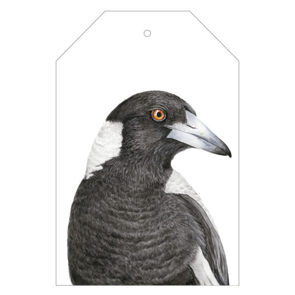 Maggie the Magpie Gift Tag Pack - For Me By Dee