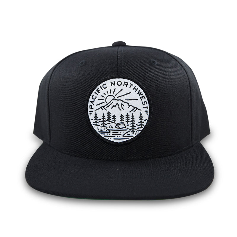The Peak Snapback Hat