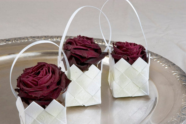 Tapestry Clacé baskets - 3 pcs