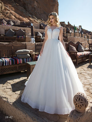 Desertrose Wedding Dress