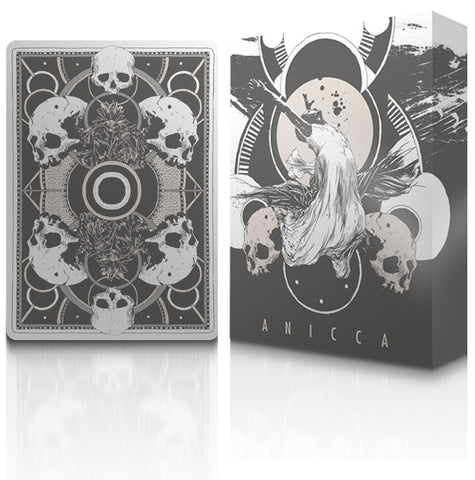 Anicca Playing Cards : Silver Edition