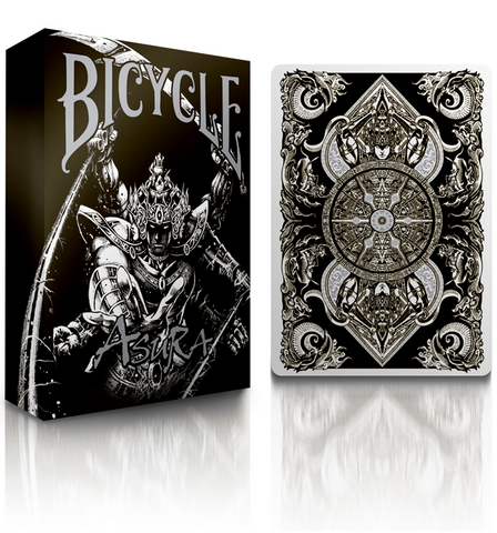 Bicycle Asura Deck : Black edition
