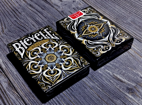 Bicycle Black Realms Playing Cards