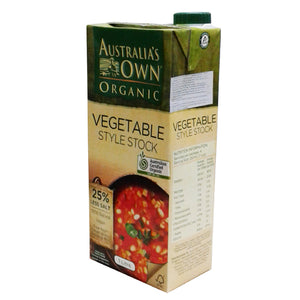 Stock - Vegetable Stock 1 litre