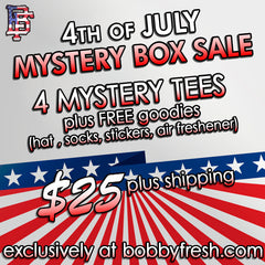 4th of July Mystery Box