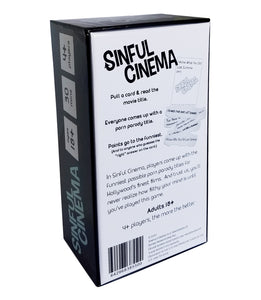 Sinful Cinema