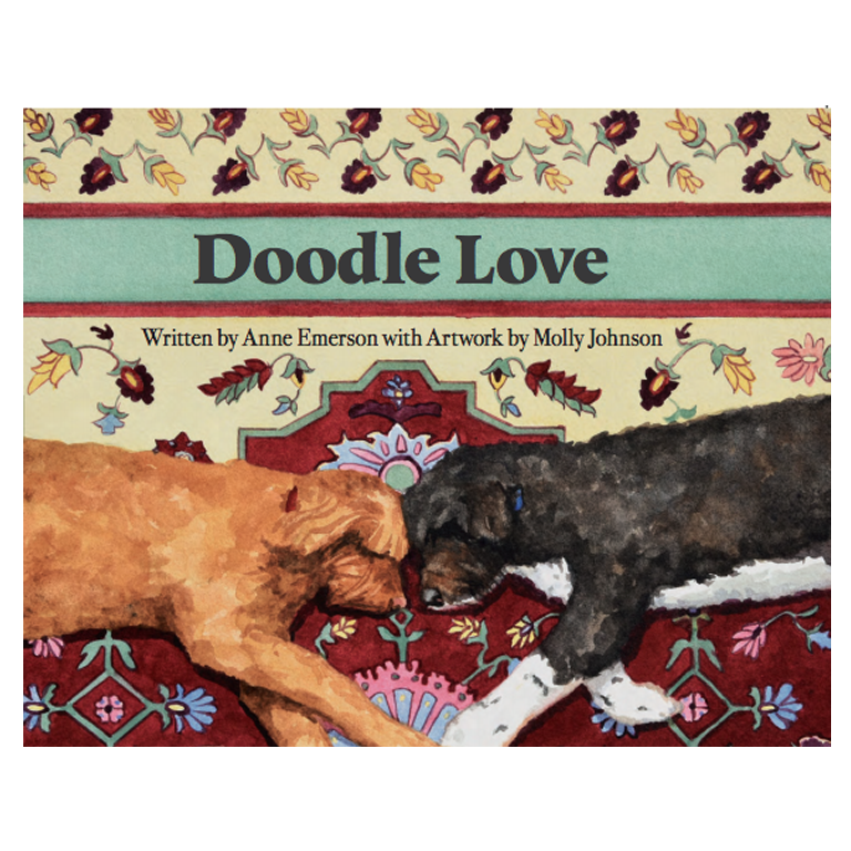 Doodle Love, by Anne Emerson