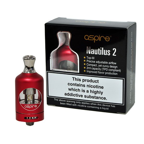 Nautilus 2 Tank by Aspire