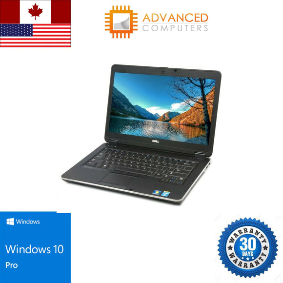 Dell E6440 Intel i5 – 4th Gen 8GB RAM 500GB HDD WIN 10 PRO