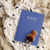 Baby Journal | Birth To Five Years (Blue)
