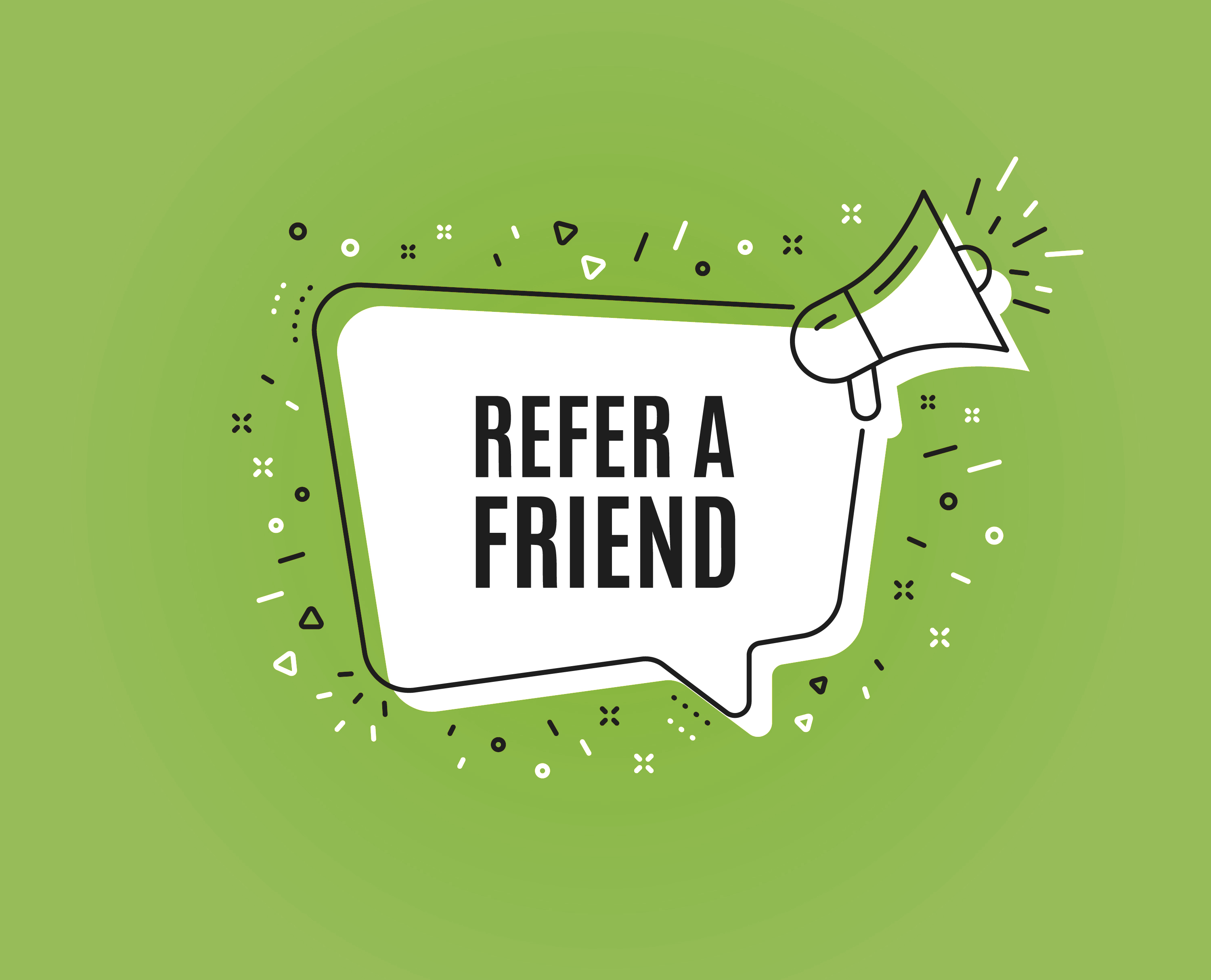 Customer Referral Program