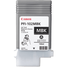Canon PFI-102 Matte Black Ink - 130ml | 0894B001AA