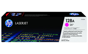 HP 128A Magenta Original Toner Cartridge | CE323A