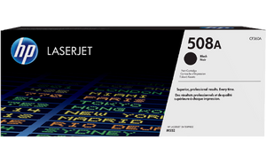 HP 508A Black Original Toner Cartridge | CF360A