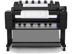Used HP DesignJet T2500 Postscript Printer | CR359A