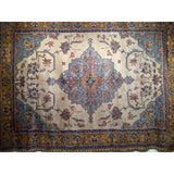 Oushak - Room Size Rugs (6x9 to 10x14) - 1st Quarter of 1900s Turkey