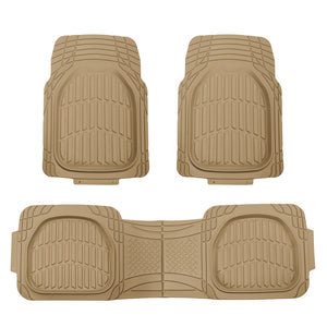 Floor Mat, 3pcs